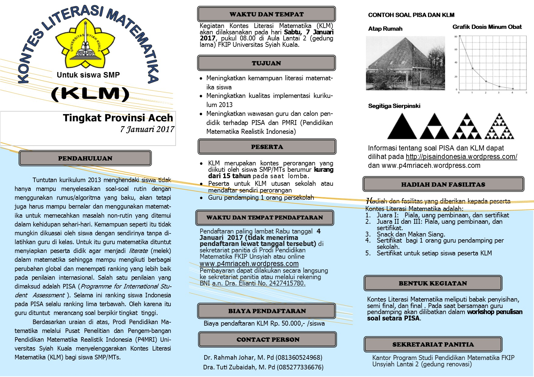leaflet-klm-2016-di-unsyiah